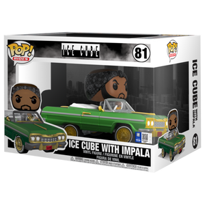 Pop! Rides: Ice Cube with Impala 81
