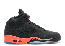 Load image into Gallery viewer, Jordan 5 Retro 3Lab5 Infrared (2013) Size 9 US