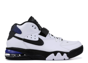 Nike Air Force Max White Black-Cobalt Size 8.5 US