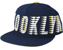 Load image into Gallery viewer, Brooklyn Snapback Cap