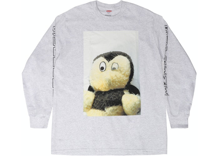 Supreme Mike Kelley AhhYouth! L/S Tee Ash Grey Size M