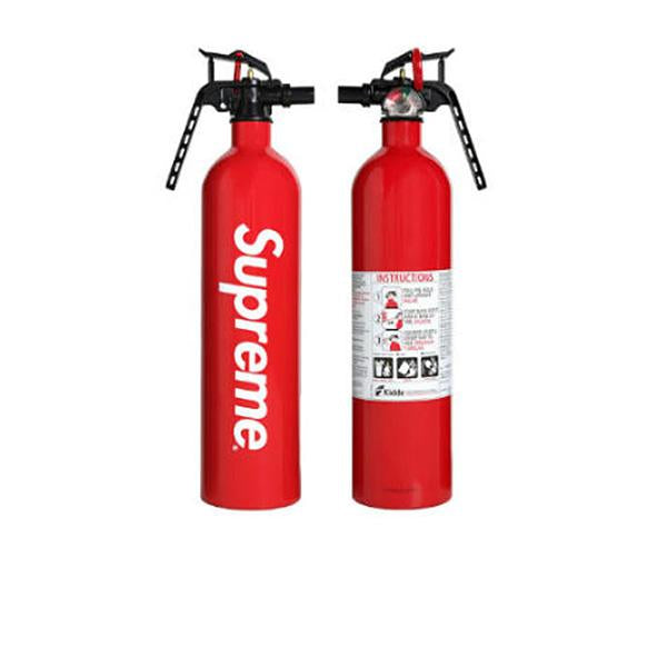 SUPREME FIRE EXTINGUISHER RED SS15