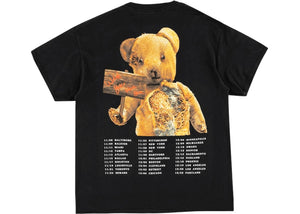 Travis Scott Teddy Bear Tee Black Size  XL