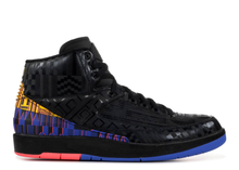 Load image into Gallery viewer, Jordan 2 Retro Black History Month Size 7 US