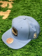 Load image into Gallery viewer, Goldn State Mitchell N Ess Snapback Cap