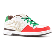 Load image into Gallery viewer, Nike Paul Rodriguez Zoom Air Elite White/Sport Red Multi Sizes