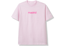 Load image into Gallery viewer, Anti Social Social Club Madrid Tee Pink Size XL