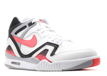 Load image into Gallery viewer, Nike Air Tech Challenge II Hot Lava (2014) Size 8 US