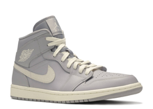 Load image into Gallery viewer, Jordan 1 Mid Atmosphere Grey Pale Ivory (W) Multi Sizes