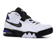 Load image into Gallery viewer, Nike Air Force Max White Black-Cobalt Size 8.5 US
