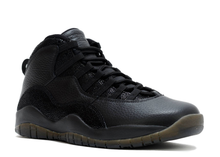 "Load image into Gallery viewer, Nike Air jordan 10 retro ovo ""ovo"" Drake Size 9.5 US"