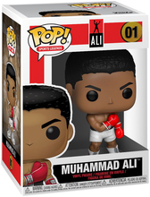 Load image into Gallery viewer, Muhammed Ali - Funko Pop! n°01