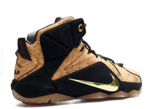 Load image into Gallery viewer, Nike LeBron 12 EXT Cork (2015) Size 10.5 US