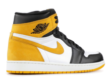 Load image into Gallery viewer, Jordan 1 Retro High Yellow Ochre Size 8 US
