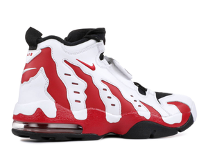 Nike Air DT Max 96 White Red (2007) Size 8 US