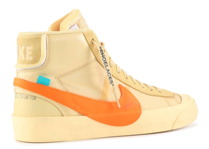 Nike Blazer Mid OFF-WHITE All Hallow's Eve Size 8 US