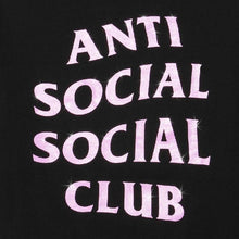 Load image into Gallery viewer, Anti Social Social Club Find Me Tee - Black Size M