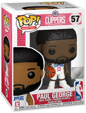 Load image into Gallery viewer, L.A. Clippers - Paul George - Funko Pop! n°57