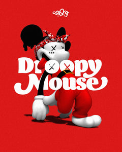 DROOPY MOUSE By POOL  (COMING SOON)