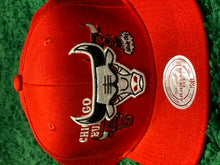 Load image into Gallery viewer, Chicago Bulls Mitchell N Ess Snapback Cap