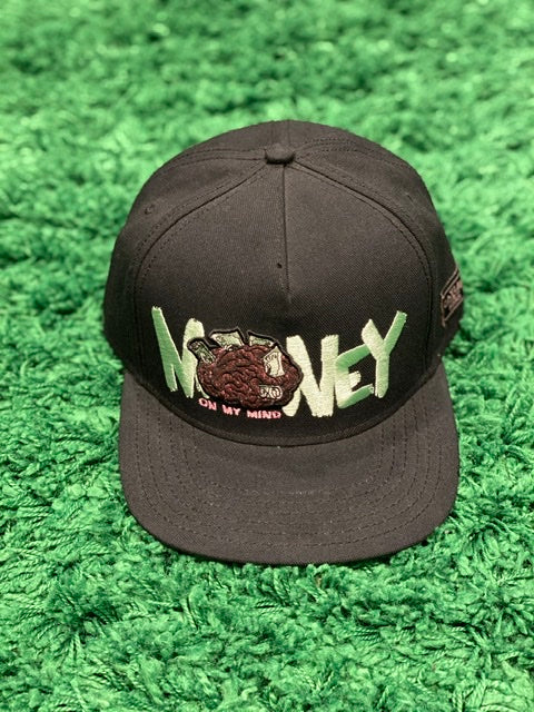 Money on my Mind Snapback Cap