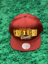 Load image into Gallery viewer, Cavaliers Mitchell N Ess Snapback Cap