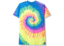 Load image into Gallery viewer, Anti Social Social Club Laguna Tee Rainbow Tie Dye Size XL