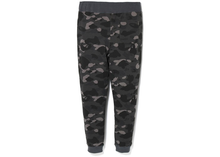 Load image into Gallery viewer, BAPE Color Camo Tiger Slim Sweat Pants Black Size L