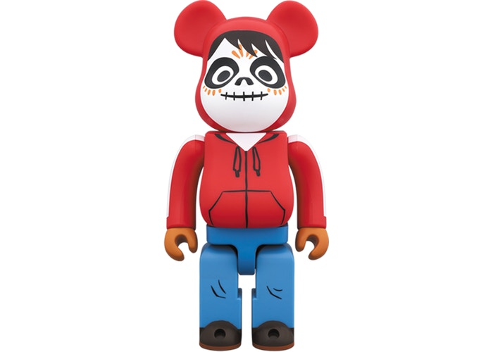 Bearbrick Miguel 400% Red