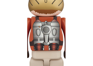 Bearbrick Rocketeer 100% & 400% Set