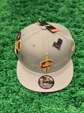 Load image into Gallery viewer, Cavaliers New Era Snapback Cap