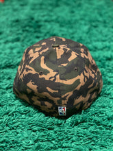 Load image into Gallery viewer, Camo Bulls  Mitchell N Ess Snapback Cap