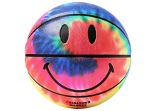 Load image into Gallery viewer, Chinatown Smiley Basketball Tie Dye