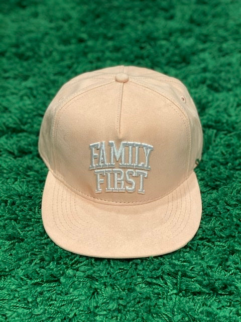 Family First Snapback Cap