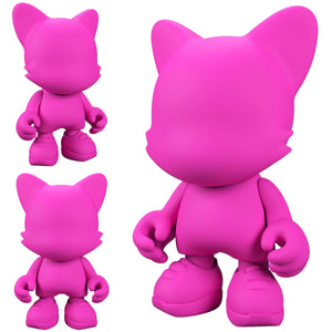 UberJanky - 15 Inches Pink Figurine in Box