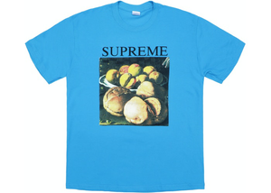 Supreme Still Life Tee Bright Blue Size M / L