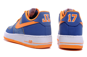 "Nike Air force 1 07 pe ""jeremy lin"" Size 8 US"