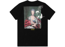 Load image into Gallery viewer, OFF-WHITE Mariana De Silva T-Shirt Black/Multicolor Size XS
