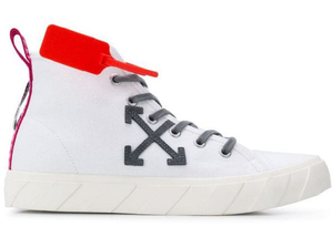 OFF-WHITE Mid Top White Multi Sizes