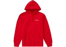 Load image into Gallery viewer, Supreme Mary Hooded Sweatshirt Red Size M