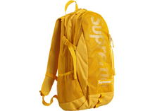 Load image into Gallery viewer, Supreme Backpack Dark Gold