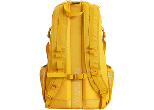 Supreme Backpack Dark Gold