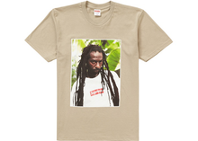 Load image into Gallery viewer, Supreme Buju Banton Tee Clay Size M