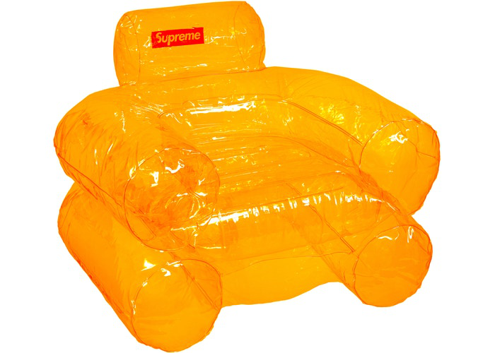 Supreme Inflatable Chair Amber