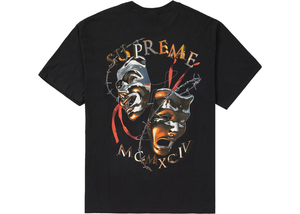 Supreme Laugh Now Tee Black Size M