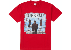 Supreme Levitation Tee Red Size M