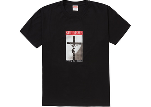 Supreme Loved By The Children Tee Black Size S
