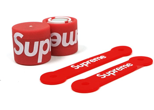 Supreme Lucetta Magnetic Bike Lights Red