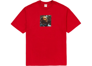 Supreme Marvin Gaye Tee Red Size L