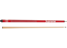 Load image into Gallery viewer, Supreme McDermott Pool Cue Red